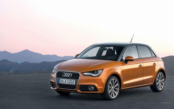 Ultra HD Audi A1 2012 03 1920�1200