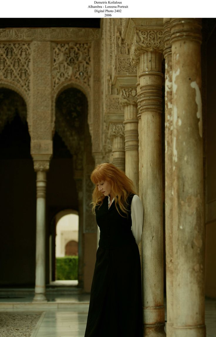 Loreena McKennitt at the Alhambra