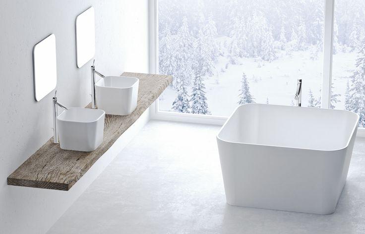 baignoire cedam bacchus baignoire il t carr e design. Black Bedroom Furniture Sets. Home Design Ideas