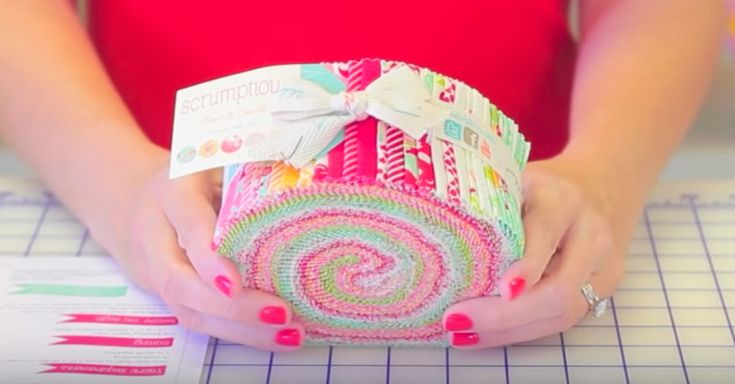 We have your new favorite jelly roll pattern right here!