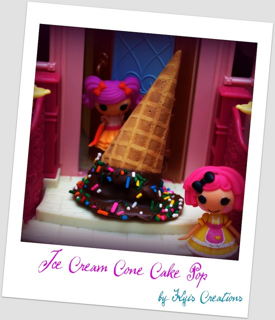 Cake Ice Cream Delivery : 17 best images about Lalaloopsy on Pinterest Lalaloopsy ...