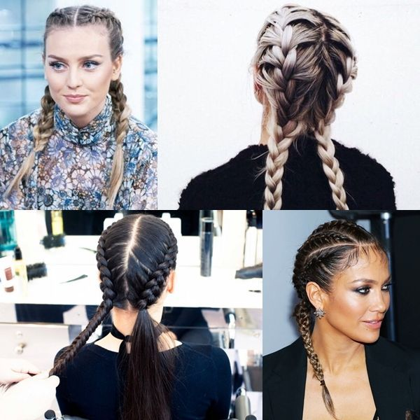 Boxer braids Hairstyle of the moment