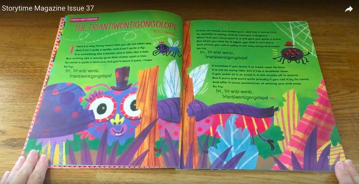 Flick through the pages of Storytime's special 3rd anniversary issue! Visit: https://www.youtube.com/watch?v=D6qYwX5cKbA to find out what all the fuss is about! :-)