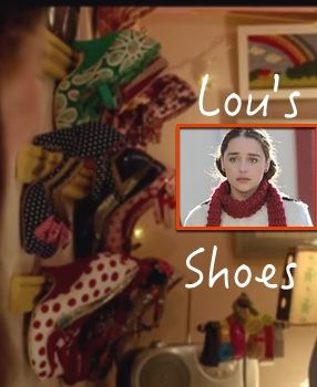 Me Before You Fashion Pt 2: All About Lou's Shoes - On Screen Style