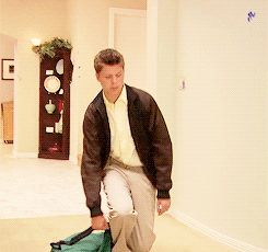 When he decided to give up on the day. | 19 Times George Michael Bluth Summed Up Your Awkward Adolescence