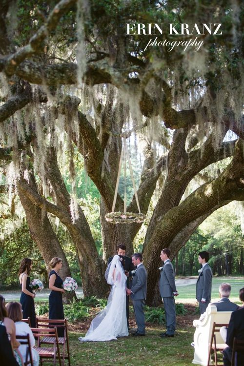10 best images about ceremony decor on pinterest robins for Pretty places to get married