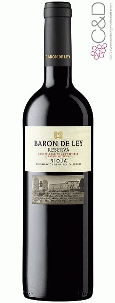 Folgen Sie diesem Link für mehr Details über den Wein: http://www.c-und-d.de/Rioja/Reserva-2011-Baron-de-Ley-1500L_67328.html?utm_source=67328&utm_medium=Link&utm_campaign=Pinterest&actid=453&refid=43 | #wine #redwine #wein #rotwein #rioja #spanien #67328