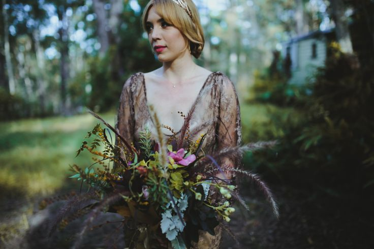 Wedding - Bridal Makeup - Makeup Artistry by Lauren - Brown Paper Parcel Photography