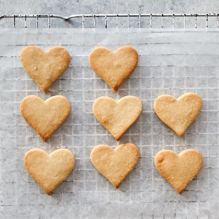 It's beginning to look a lot like Christmas! And we've got just the recipe to bring some festive cheer. This shortbread is a delectably simple sweet treat, great for making with children. Cut them out using all different cutters, then offer to guests or gift away! While we've developed this recipe s