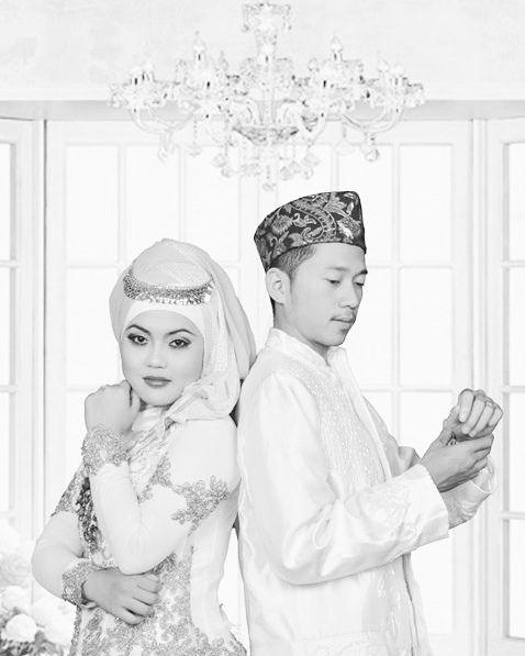 Endang&Elis // kebaya modern // bw // elegance concept
