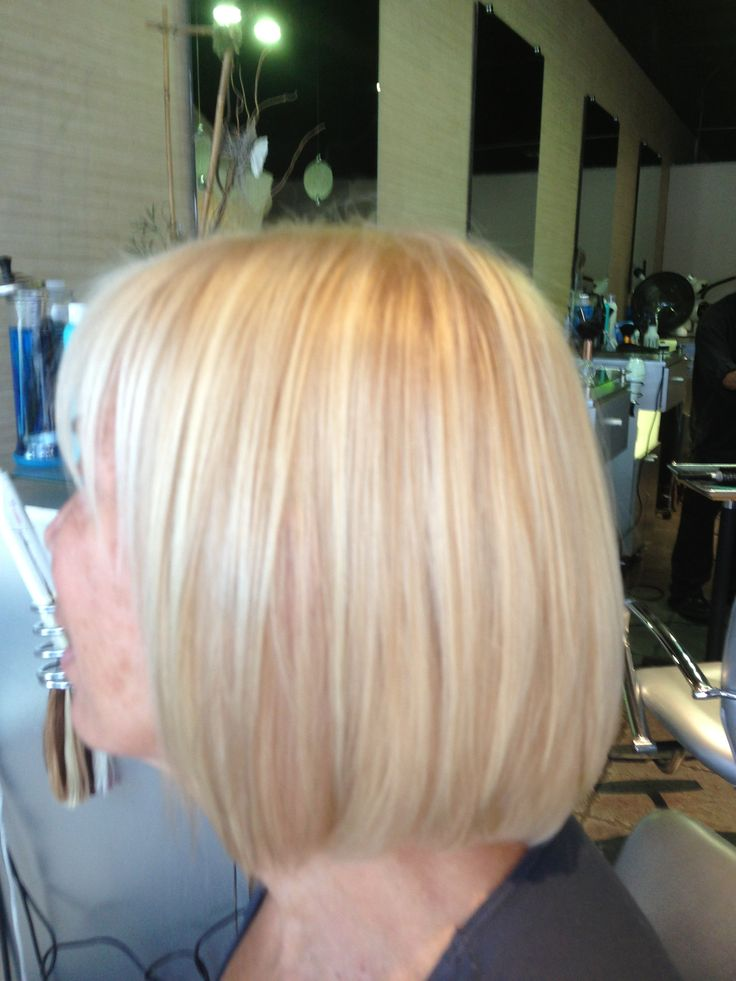 Level 7 Blonde Hair Color