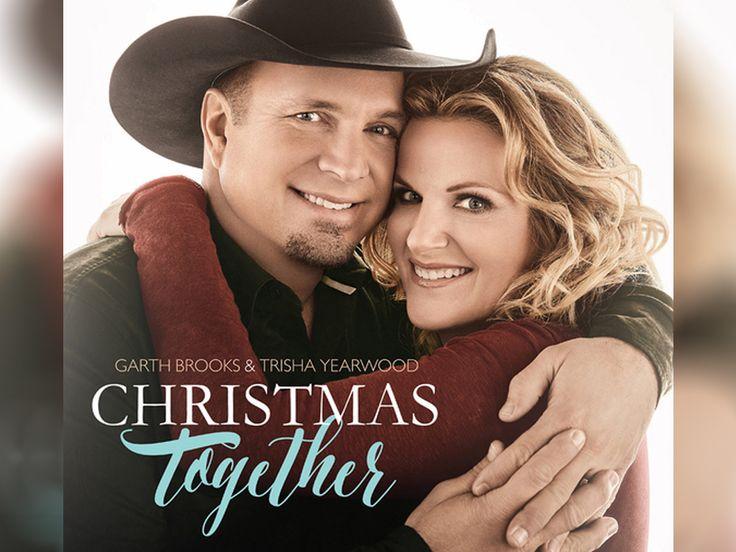 "11/18/16 GARTH BROOKS and TRISHA YEARWOOD ""Christmas Together"""