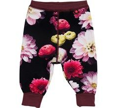molo baby pull on pants with print