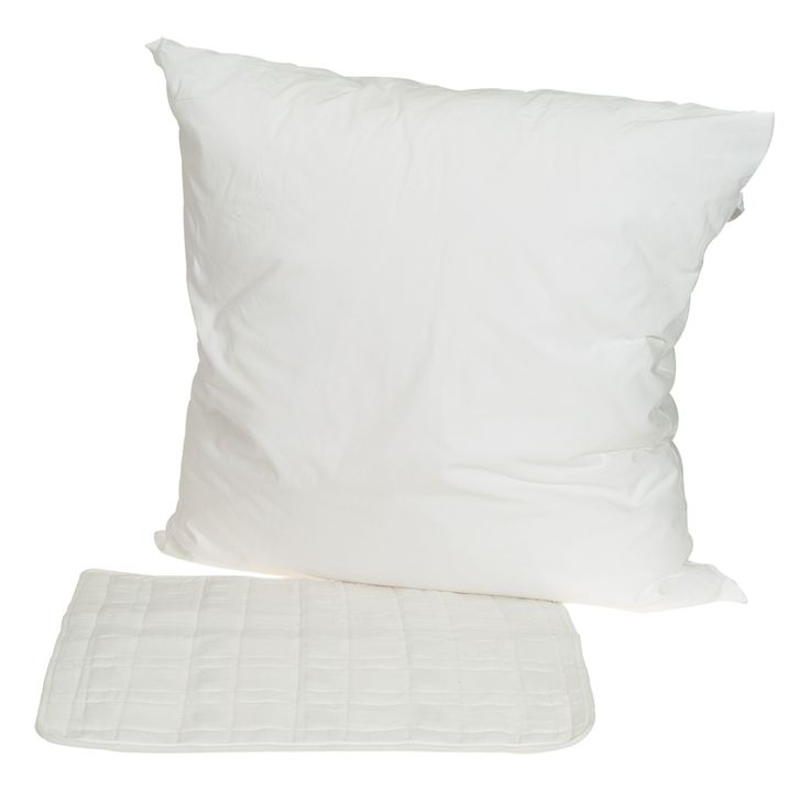 Magnetic pillow insert pad. Fits into your pillowcase, no need to change your favourite pillow.