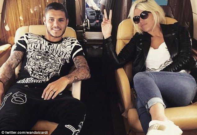 Mauro Icardi has reportedly fired agent Abian Moreno and handed his dealings to wife Wanda...