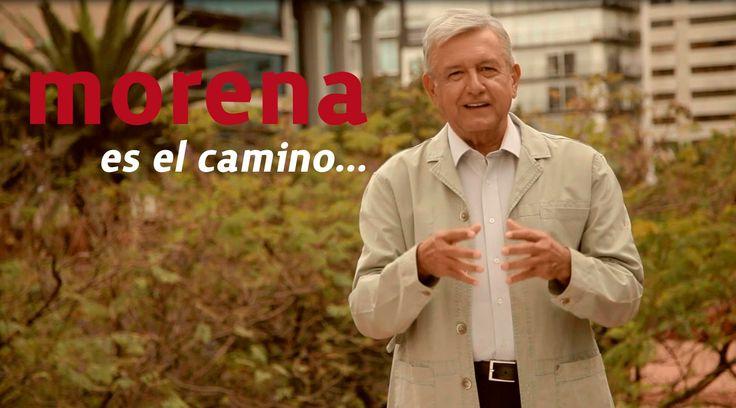 Morena es el camino: Nuevo comercial de AMLO y Morena