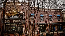 I love the CinéBistro | CinéBistro at Stony Point Fashion Park