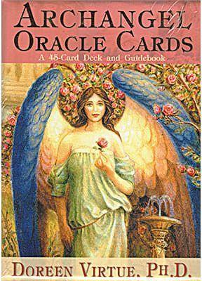 Oráculo de los arcángeles por Doreen Virtue - © Doreen Virtue, Hay House. © Ilustración de Marius Michael-George.