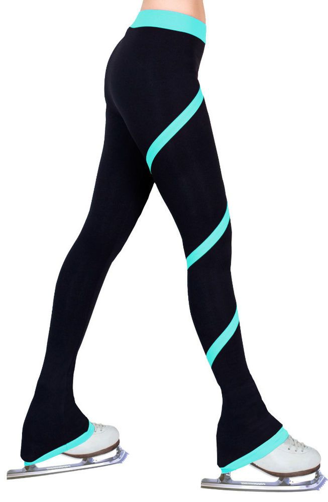 Ice Figure Skating Dress Practice Polar Fleece Pants TQ | Clothing, Shoes & Accessories, Women's Clothing, Athletic Apparel | eBay!