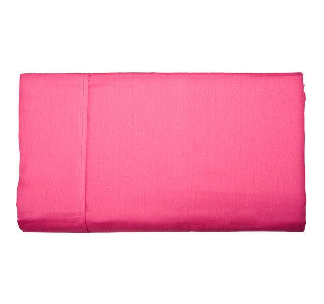 jane-barrington-260thc-cotton-flat-sheet-hot-pink