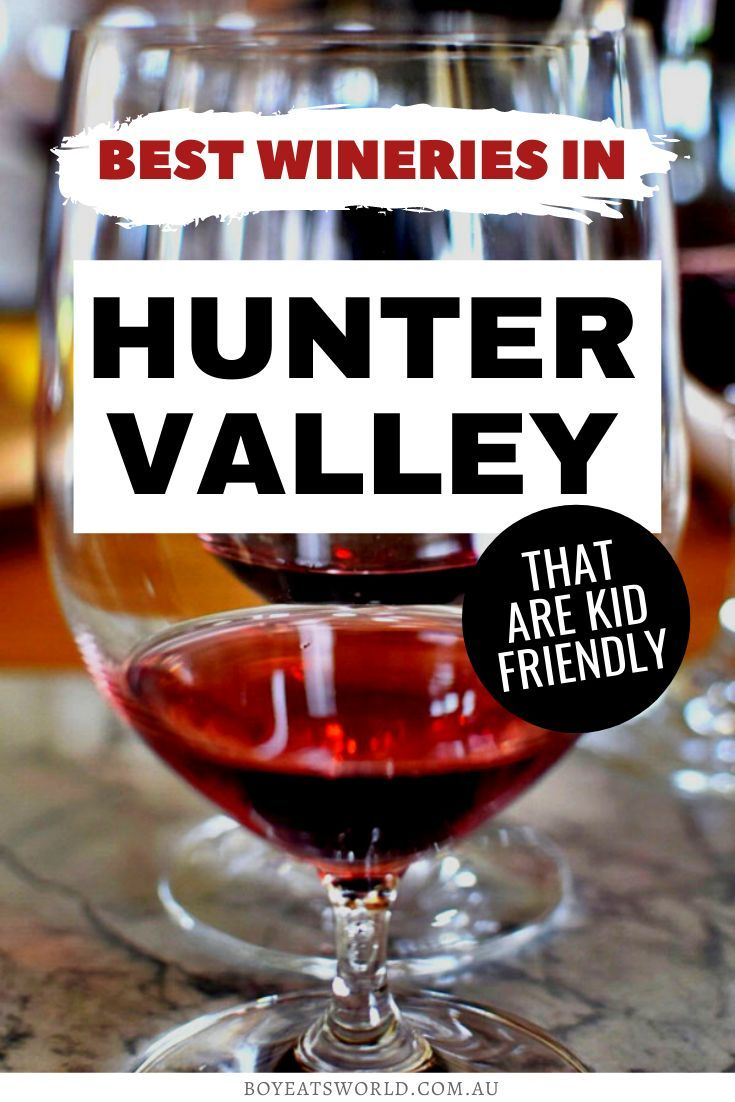 Kid Friendly Wineries In Hunter Valley Australia In 2020 Australia Destinations Kid Friendly Australia Travel