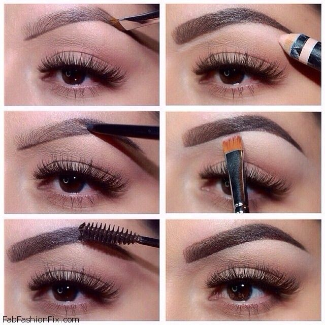 FabFashionFix - Fabulous Fashion Fix | Beauty: How to shape eyebrows with eyebrow kit?