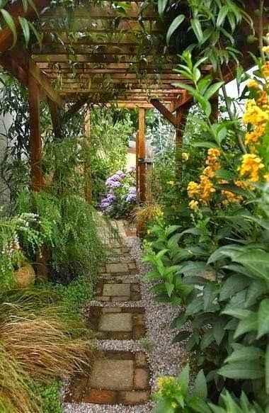 883 best images about garden paths on pinterest shade for Cement garden paths