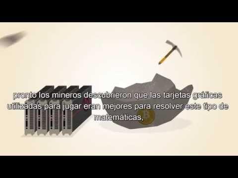 Que es la minería de Bitcoins  - Bitcoin Mining en Español