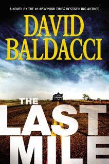A Bookaholic Swede: The last Mile by David Baldacci
