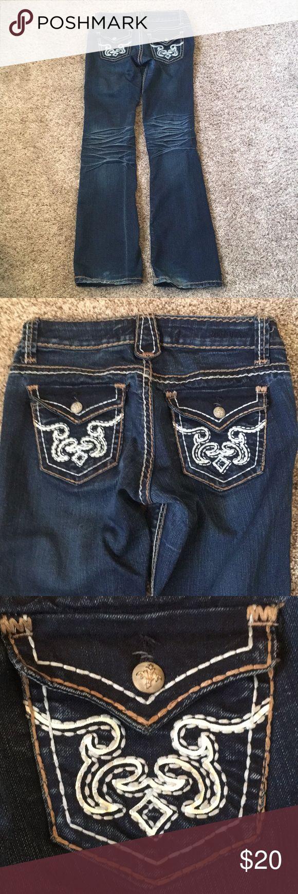 ZCO Jeans Premium ZCO Jeans Premium, Boot Cut, Size 5, Waist 29 Inseam 32 ZCO Jeans Jeans Boot Cut
