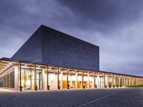 Europejskie Centrum Muzyki Krzysztofa Pendereckiego w Lusławicach