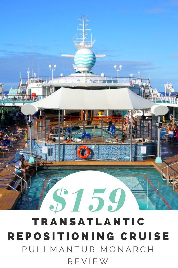 Repositioning Cruises, Repositioning Cruise, Reposition ...