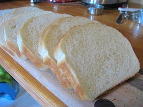 Homemade White Bread (from scratch, no machine)