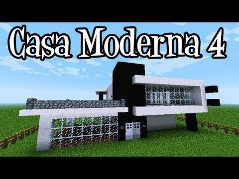 Las 25 mejores ideas sobre casa minecraft moderna en for Casa moderna 9 mirote y blancana
