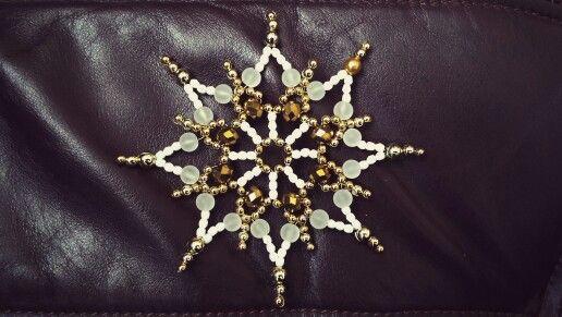 X-mas handmade star