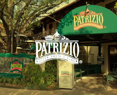 Patrizio's; Park & Preston in Plano
