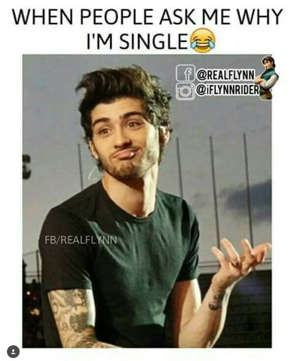 I'm single because i love  One Direction...is simple