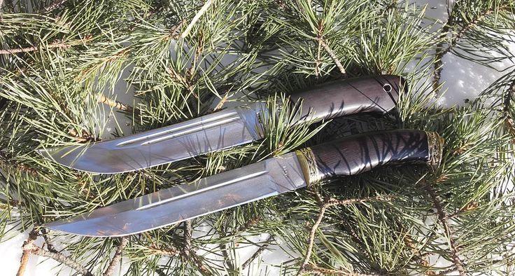 Производство ножей ручной работы, для охоты, рыбалки, туризма.