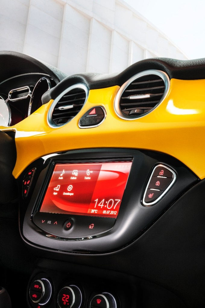 Seen our Infotainment System yet? Check it out: http://www.opel.com/microsite/adam/#/country