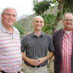 Johan Fourie (raadslid), Mario McCarthy (Checkers), Pierre Nel (raadslid)