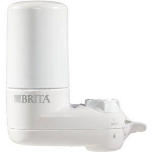 Brita Basic Faucet Filtration System, White  #WalmartGreen