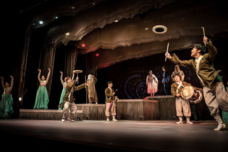 #Jeongdong_theater #YOULL #Pansori #Dance #Media_Arts  A Stylish and Traditional Creative Performance Comes into the World !!!  http://www.jeongdong.or.kr/eng/play/playInfo/list.do