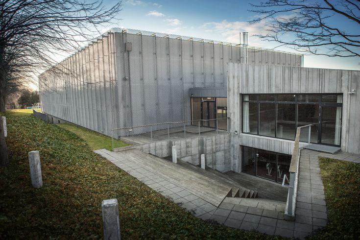 Gallery of NOBIS – EFTERSLÆGTEN Sportscentre / LAARK - 2