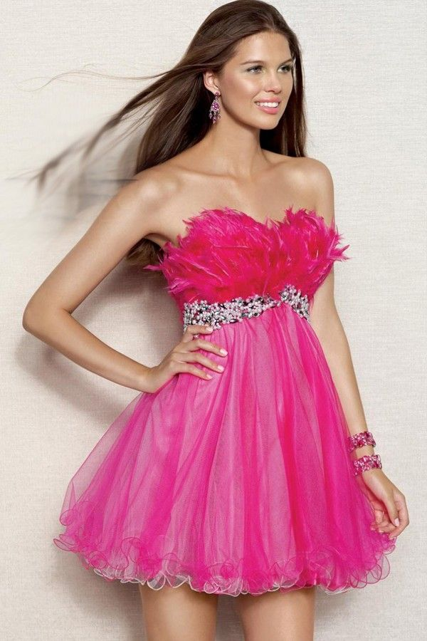 48 best Prom & Homecoming Dress images on Pinterest   Party wear ...
