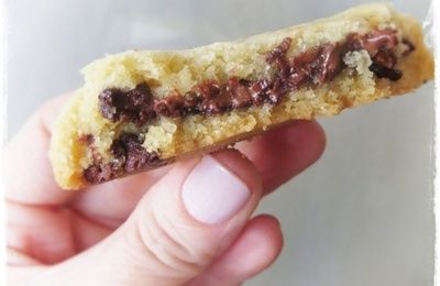 Mes Cookies au coeur surprise