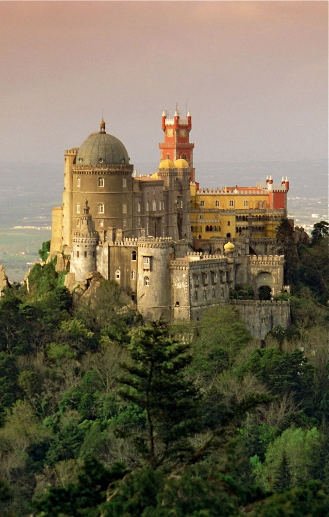 The most mystical place I have ever encountered. Sintra, Portugal.