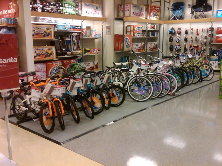 Bikes for Sears