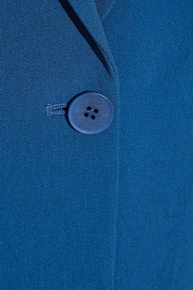 Stella McCartney - Mattea Stretch-cady Blazer - Cobalt blue - IT34
