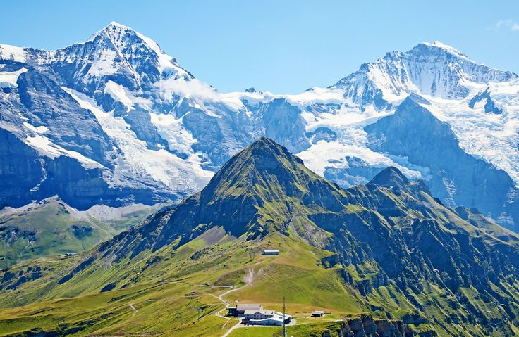 Swiss Alps, Switzerland #TravelTuesday