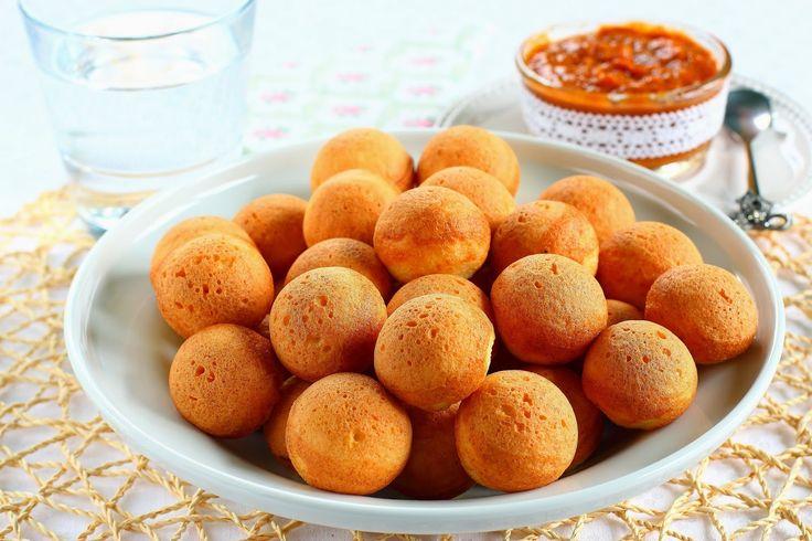 Minifánk avagy popcake (paleo)